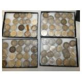1881-1926 MORGAN/PEACE SILVER DOLLARS