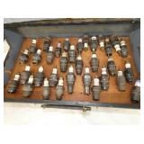 COLLECTION EARLY AUTOMOTIVE SPARK PLUGS