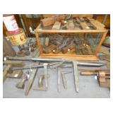 GROUP PICTURE EARLY TOOLS/ANVILS