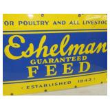 VIEW 2 CLOSEUP ESHELMAN SIGN
