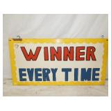 VIEW 2 OTHERSIDE WINNER SIGN