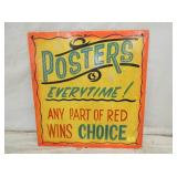 17X18 POSTERS EVERYTIME CIRCUS SIGN