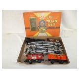 MARX TRAIN SET IN BOX