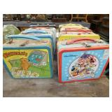 COLL. METAL LUNCH BOXES