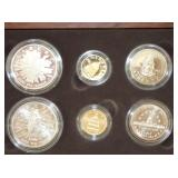 1989 CONGRESSIONAL GOLD & SILVER
