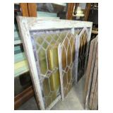 STAINDED GLASS WINDOWS