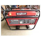 KING CRAFT GENERATOR
