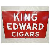 46X70 PORC. KING EDWARD CIGARS