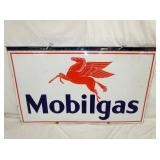 VIEW 2 OTHERSIDE PORC MOBILGAS SIGN