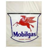 56X56 1946 MOBILGAS PEGASUS GAS SIGN