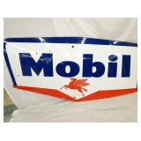 51X102 1959 MOBIL GAS SIGN