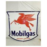 1946 6FT. MOBILGAS PEGASUS SIGN