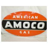 54X96 PORC AMOCO SIGN