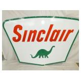 60X84 1959 PORC SINCLAIR DINO SIGN