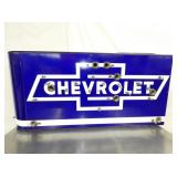 24X52 PORC CHEVROLET NEON SIGN