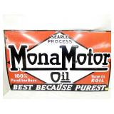 24X40 MONA MOTOR OIL SIGN
