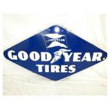 32X60 PORC GOODYEAR TIRES SIGN