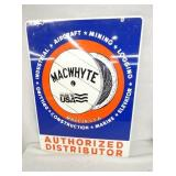 18X24 MACSHYTE ROPE DEALER SIGN