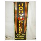 24X72 PORC JOHN DEERE FARM EQUIP. SIGN