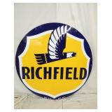 VIEW 2 OTHERSIDE 5FT. RICHFIELD SIGN