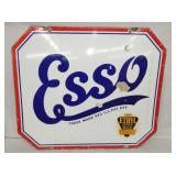 VIEW 2 OTHERSIDE PORC. ESSO SIGN