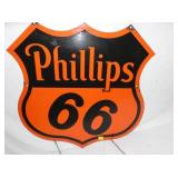 30X30 1956 PORC. PHILLIPS 66 SHEILD