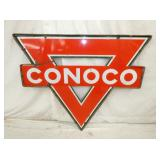 40X45 PORC CONOCO DIAMOND SIGN