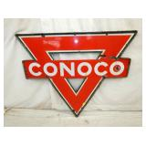 VIEW 2 OTHERSIDE PORC CONOCO SIGN