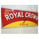 VIEW 2 CLOSEUP EMB. ROYAL CROWN COLA