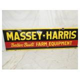 28 1/2X96 PORC MASSEY-HARRIS EQUIPMENT