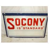 VIEW 2 OTHERSIDE SOCONY SIGN