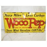 30X60 PORC WOCO PEP  SIGN