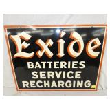 VIEW 2 CLOSEUP EXIDE W/ RECHARGING