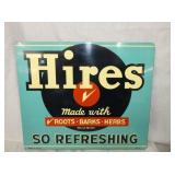 12X14 NOS HIRES FLANGE SIGN