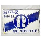 24X36 OIRC SEKZ SHOES ANGRY FEET