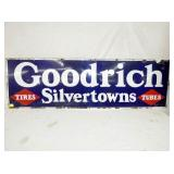 18X58 PORC GOODRICH SILVERTOWNS SIGN