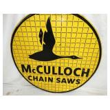 VIEW 2 CLOSEUP MCCULLOCH CHAIR SAWS