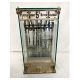 7X10 5CENT MANSFIELD GUM MACHINE
