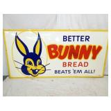 47X94 BUNNY BREAD SIGN