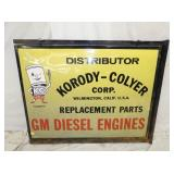 36X46 KORODY-COLYER GM ENGINES