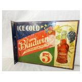 9 1/2X13 BLUDWINE FLANGE SIGN