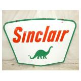 43X60 1964 PORC. SINCLAIR DINO SIGN