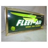 VIEW 2 LIGHTED FLEET AIR COUNTER SIGN