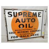 18X22 PORC. SUPREME AUTO OIL FLANGE