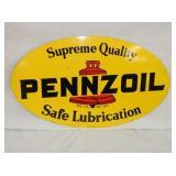 10X17 PENNZOIL OIL