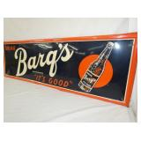 VIEW 2 CLOSEUP BARQS SIGN