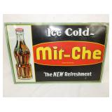 15X24 MIR-CHE EMB. SODA SIGN