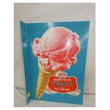 14X20 REGAL ICE CREAM SIGN