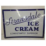20X28 PORC. STRANSDALE ICE CREAM