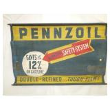VIEW 2 OTHERSIDE PENNZOIL BANNER